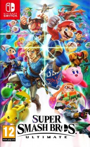 SWITCH Super Smash Bros. Ultimate Edition