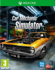 XONE Car Mechanic Simulator PL