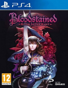 PS4 Bloodstained Ritual of the Night