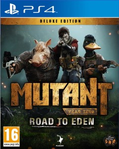 PS4 Mutant Year Zero Return to Eden PL