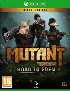 XONE Mutant Year Zero Return to Eden PL