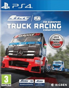 PS4 FIA European Truck Racing Championship PL