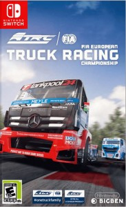SWITCH FIA European Truck Racing Championship