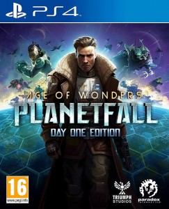 PS4 Age of Wonders Planetfall PL