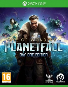 XONE Age of Wonders Planetfall PL