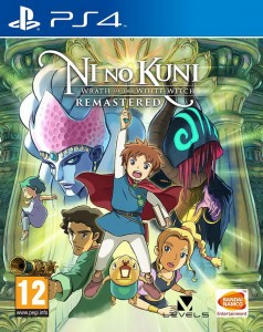 PS4 Ni no Kuni Wrath of the White Witch Remastered