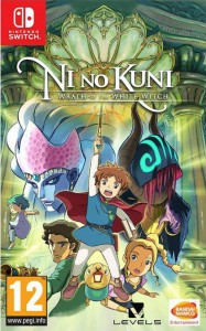 SWITCH Ni no Kuni Wrath of the White Witch