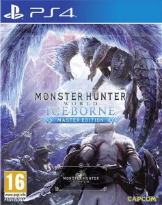 PS4 Monster Hunter World Iceborne Master Edition PL