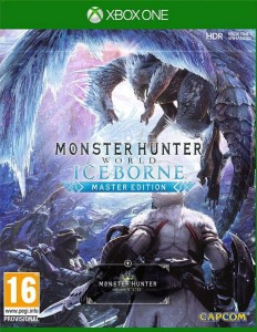 XONE Monster Hunter World Iceborne Master Edition PL