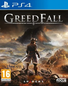 PS4 GreedFall PL