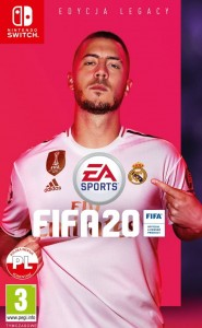 SWITCH FIFA 20 PL