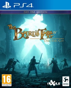 PS4 The Bard's Tale IV Directors's Cut PL