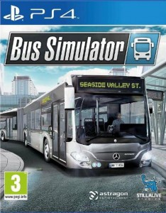 PS4 BUS Simulator PL