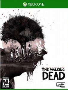 XONE The Walking Dead The Telltale Definitive Series