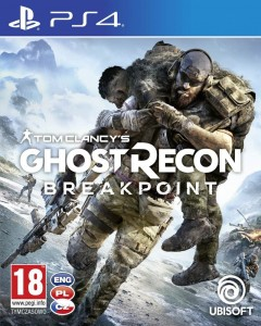 PS4 Tom Clancy's Ghost Recon Breakpoint PL