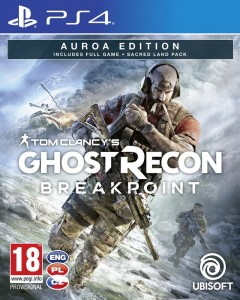 PS4 Tom Clancy's Ghost Recon Breakpoint AUROA Edition PL