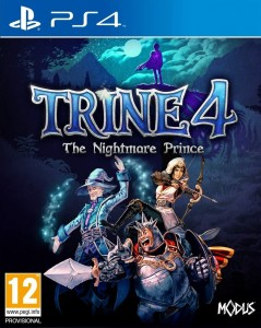 PS4 Trine 4 The Nightmare Prince