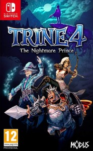 SWITCH Trine 4 The Nightmare Prince