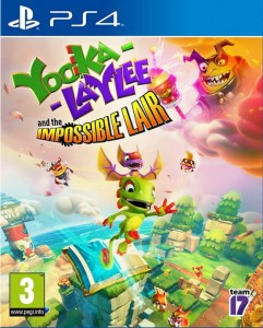 PS4 Yooka-Laylee and the Impossible Lair