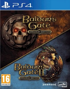 PS4 Baldur's Gate Enhanced Edition PL