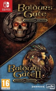 SWITCH Baldur's Gate Enhanced Edition PL