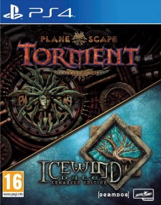 PS4 Planescape Torment & Icewind Dale Enhanced Edition PL