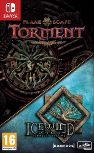 SWITCH Planescape Torment & Icewind Dale Enhanced Edition PL
