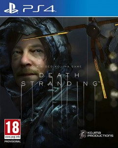 PS4 Death Stranding PL