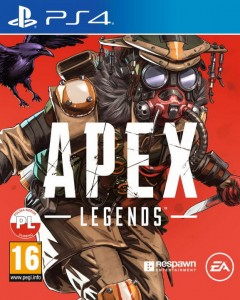 PS4 Apex Legends Bloodhound Edition