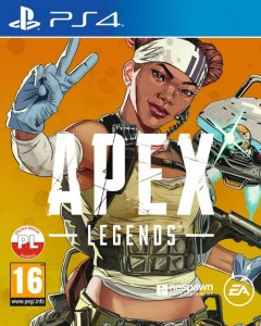 PS4 Apex Legends Lifeline Edition
