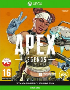 XONE Apex Legends Lifeline Edition