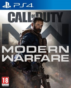 PS4 Call of Duty Modern Warfare PL