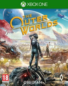XONE Outer Worlds PL