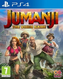 PS4 Jumanji The Video Game