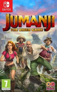 SWITCH Jumanji The Video Game
