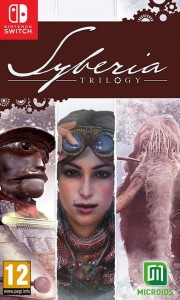 SWITCH Syberia Trilogy PL