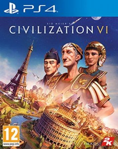 PS4 Sid Meier's Civilization VI PL