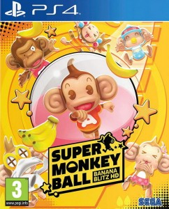 PS4 Super Monkey Ball: Banana Blitz HD