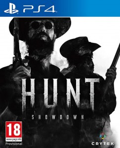 PS4 Hunt Showdown
