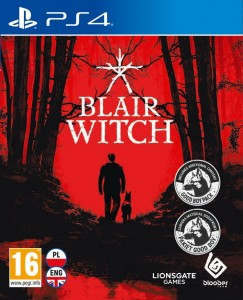 PS4 Blair Witch