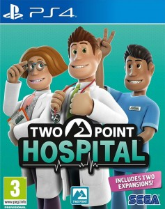 PS4 Two Point Hospital PL