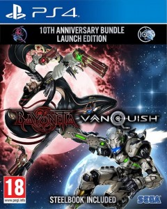 PS4 Bayonetta & Vanquish 10th Anniversary Bundle
