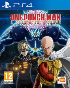 PS4 One Punch Man A Hero Nobody Knows