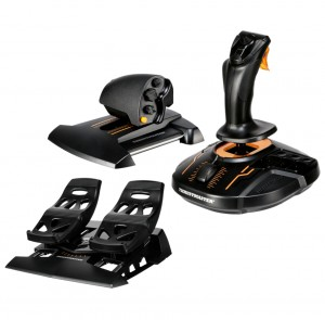 THRUSTMASTER zestaw T.16000M PC FLIGHT PACK