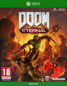 XONE Doom Eternal