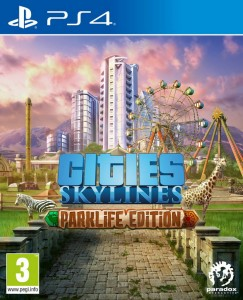 PS4 Cities Skyline Parklife Edition