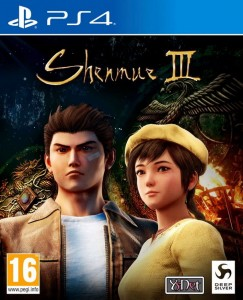 PS4 Shenmue III
