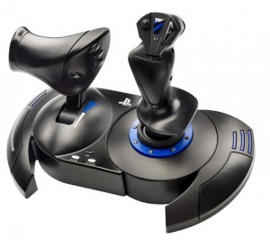 THRUSTMASTER Joystick T.Flight Hotas 4 - PC, PS4