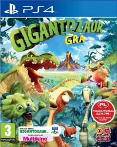 PS4 Gigantozaurus The Game