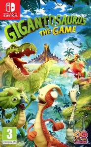SWITCH Gigantozaurus The Game